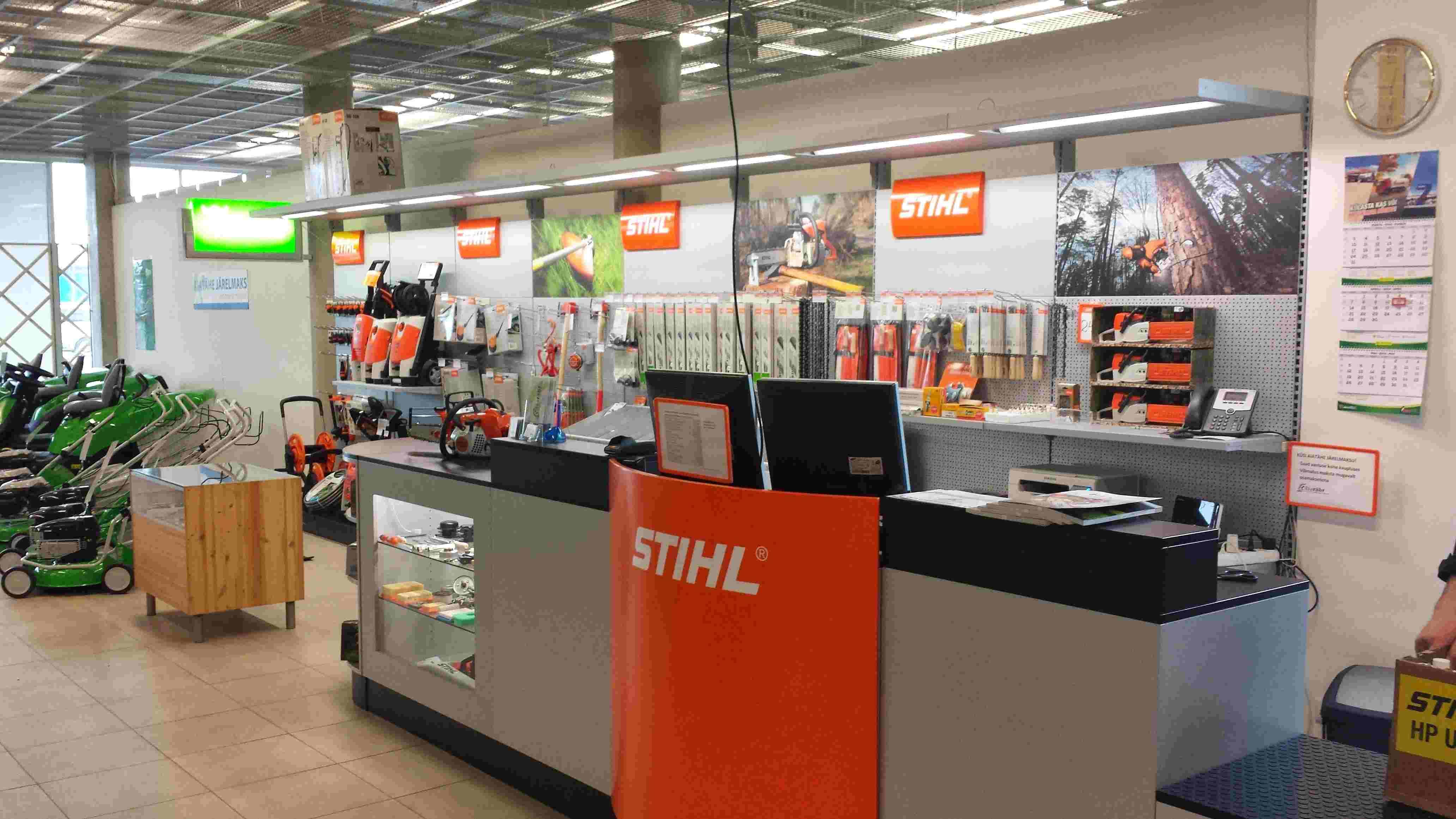 Kauplus Aiatäht Tallinnas