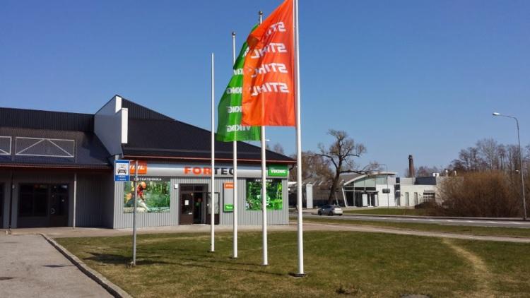 STIHL autoriseeritud hooldus Pärnus